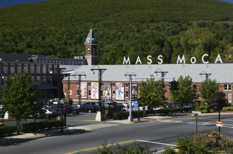 Bảo tàng Nghệ thuật Đương đại Massachusetts (MASS MoCA)