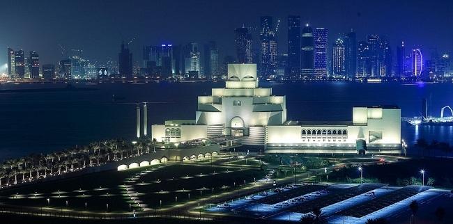 Bảo tàng nghệ thuật Hồi giáo ở Doha