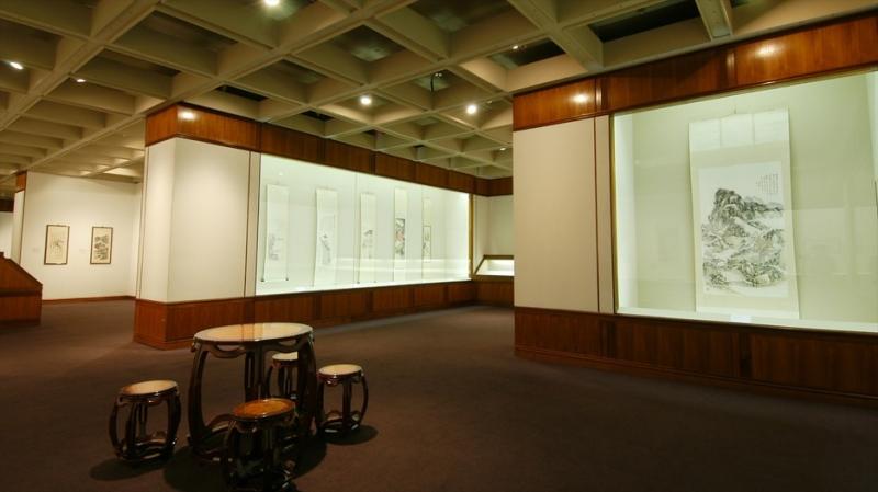 Bảo tàng nghệ thuật Hồng Kông.