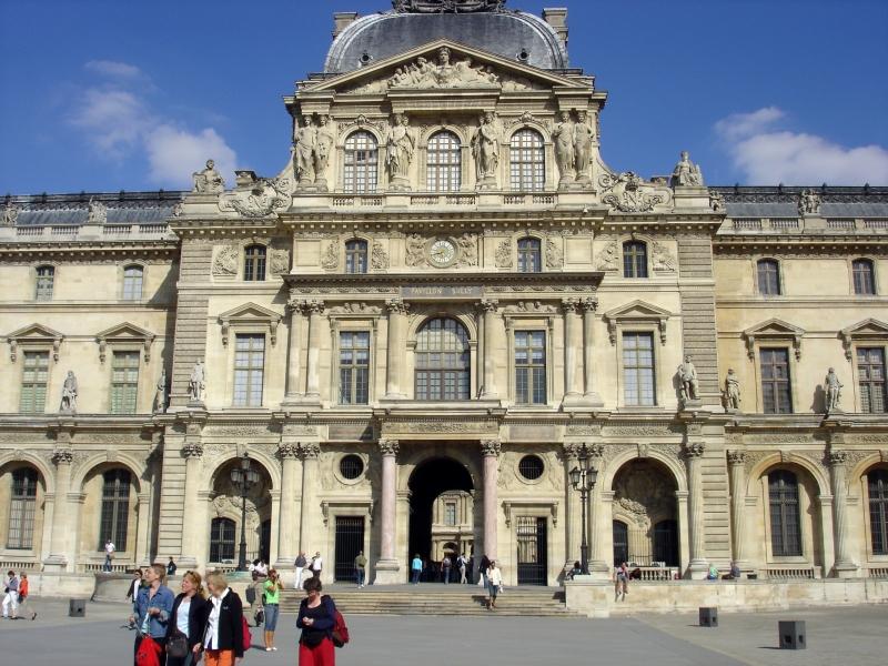 Bảo tàng nghệ thuật Louvre