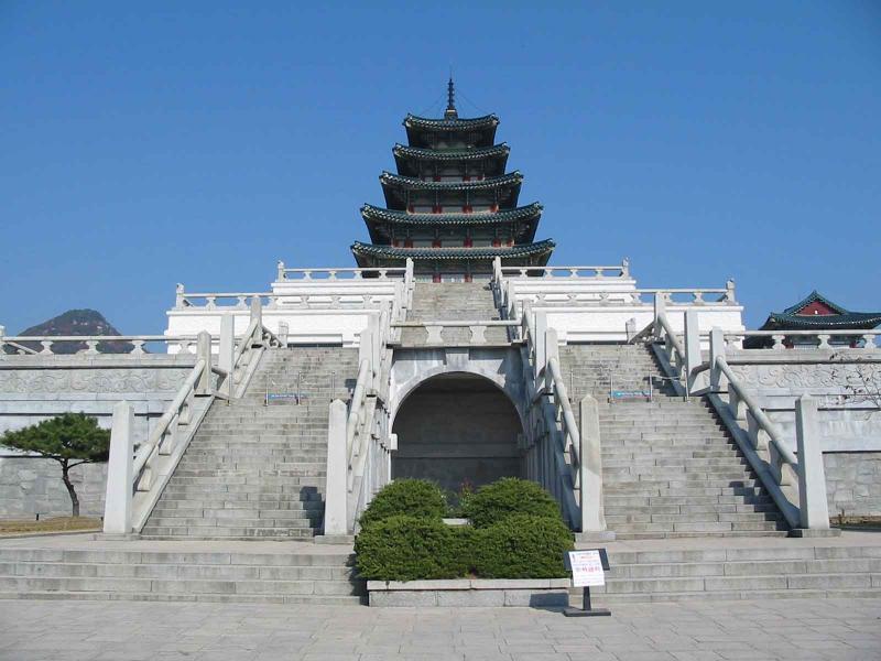 Bảo tàng Quốc Gia Hàn Quốc (Seoul- Hàn Quốc)