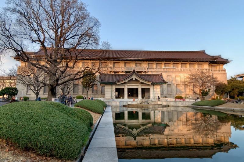 Bảo tàng Quốc gia Tokyo (Tokyo, Nhật Bản) - 38,000 m2
