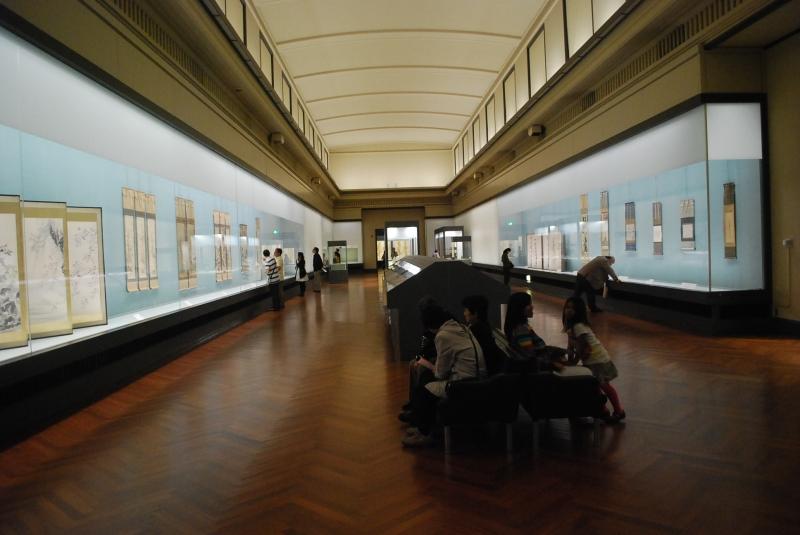 Bảo tàng Quốc gia Tokyo (Tokyo, Nhật Bản)