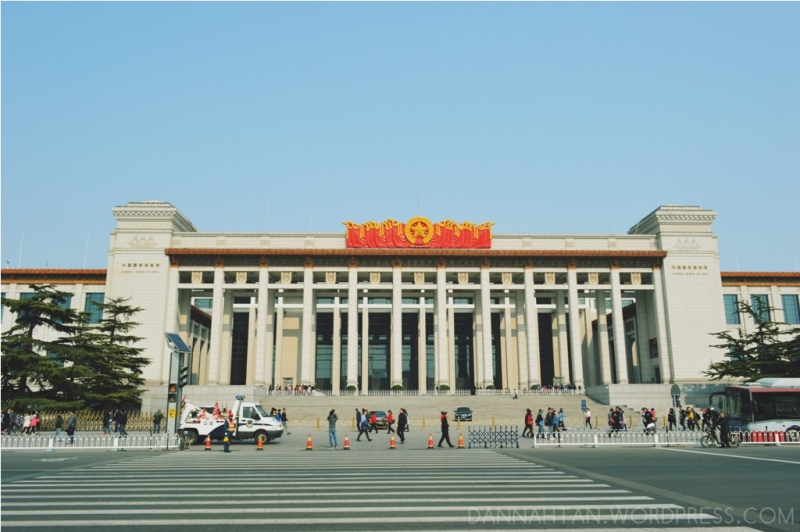Bảo tàng Quốc Gia Trung Quốc (Bắc Kinh, Trung Quốc) - 65,000 m2