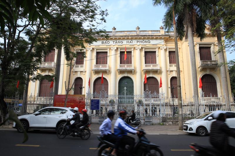 Bảo tàng thành phố Hải Phòng