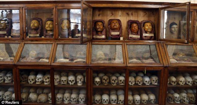 Bảo tàng tội ác nhân loại