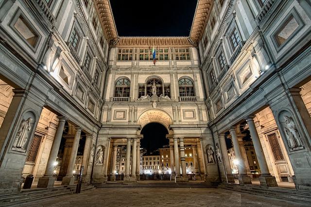 Bảo tàng Uffizi