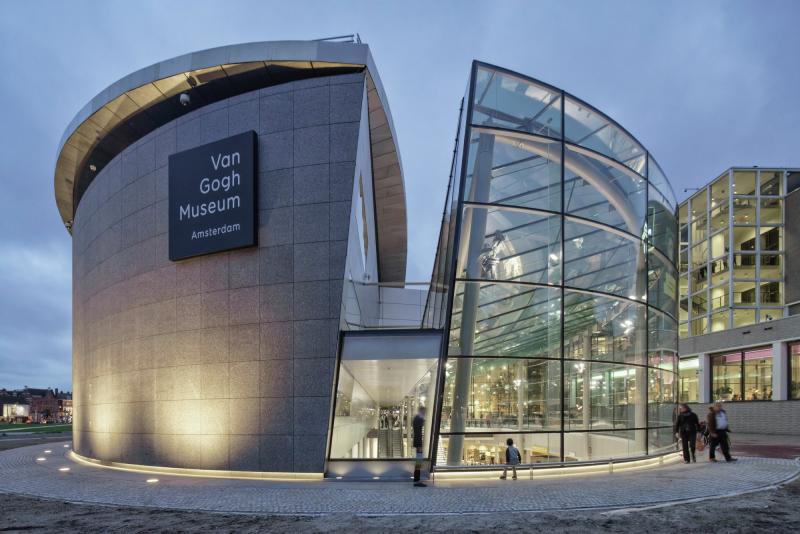 Bảo tàng Van Gogh, Hà Lan