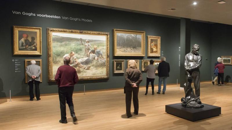 Đây là nơi lưu giữ tác phẩm nghệ thuật của danh họa Van Gogh lớn nhất thế giới