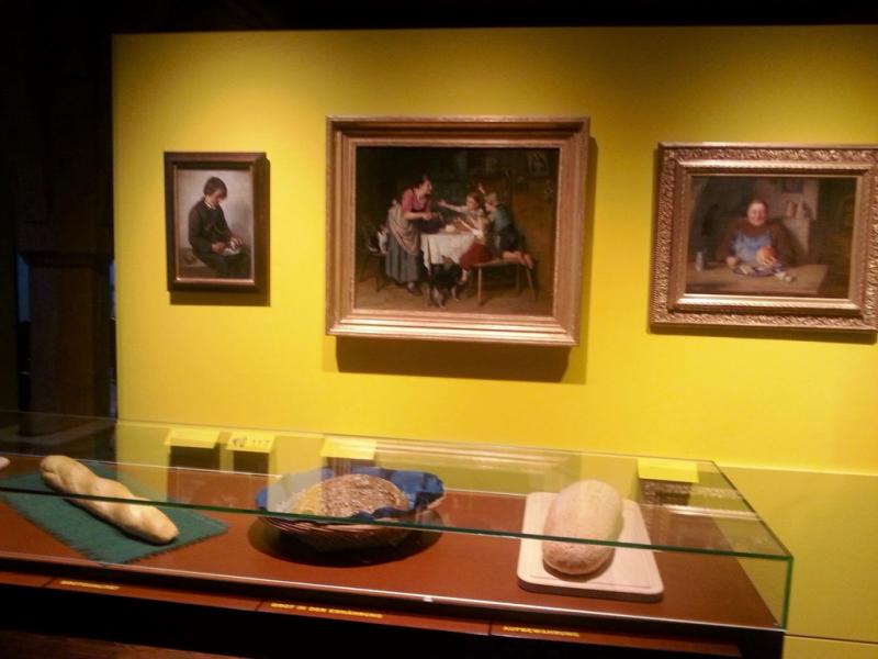 Bảo tàng văn hóa bánh mỳ