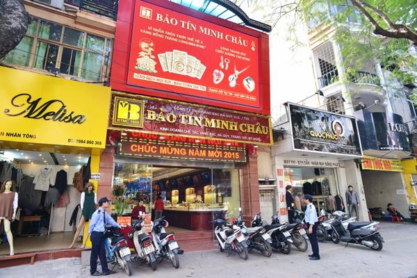 Bảo Tín Minh Châu là một trong những địa chỉ mua bán vàng uy tín