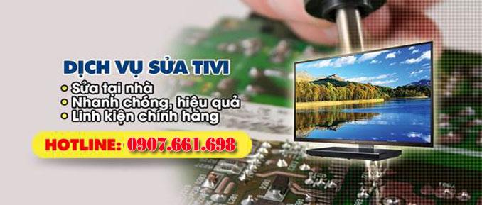 Dịch vụ sửa tivi tại nhà của Điện máy Thiên Hòa