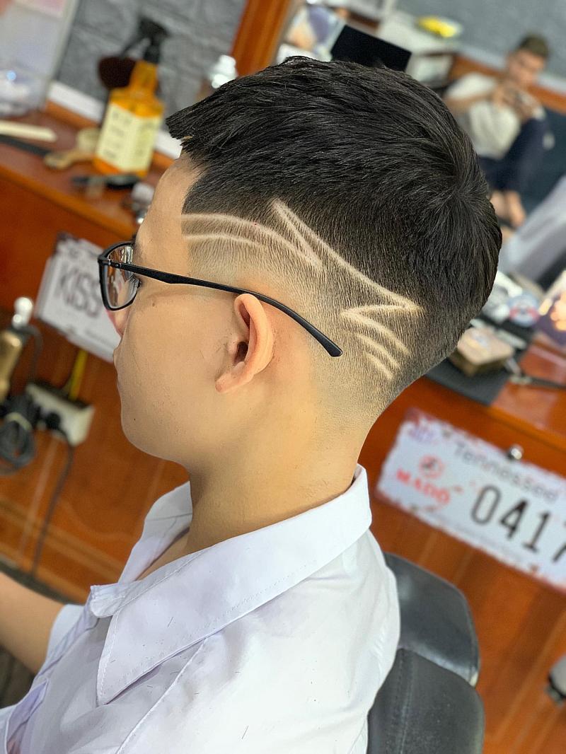 Bắp Barber