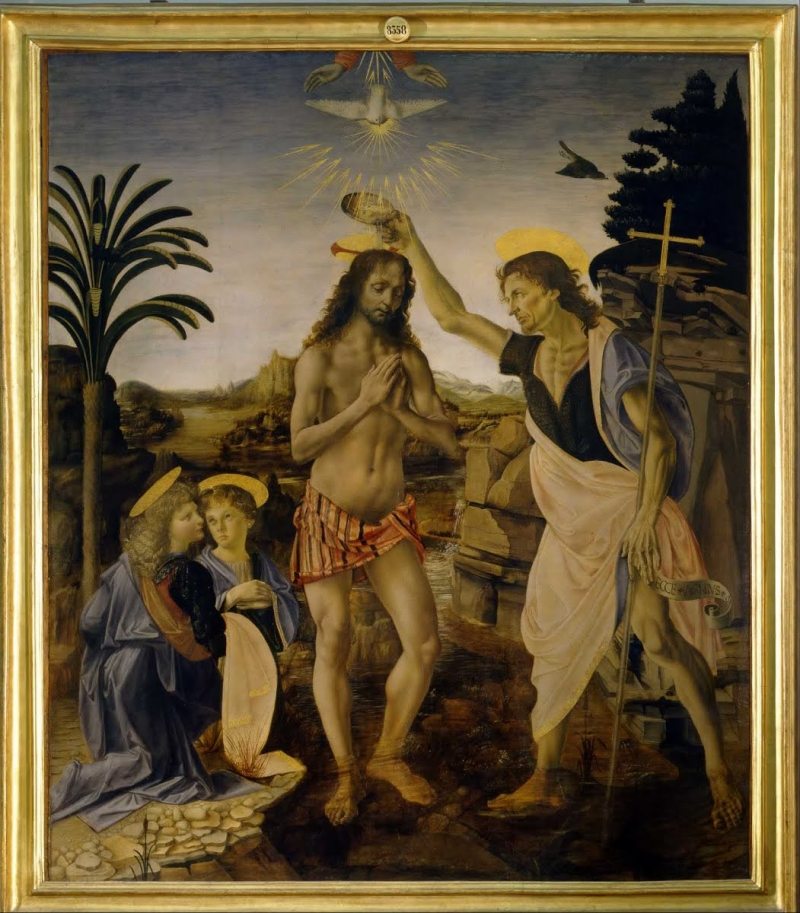 The Baptism of Christ (1472-1475)