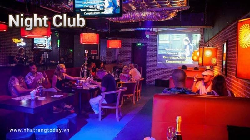Bar night club