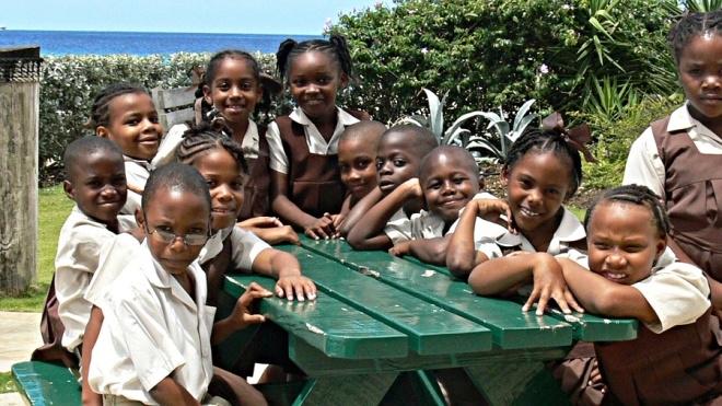 Là đất nước nhỏ bé ở Caribean nhưng Barbados cũng rất phát triển về chất lượng giáo dục