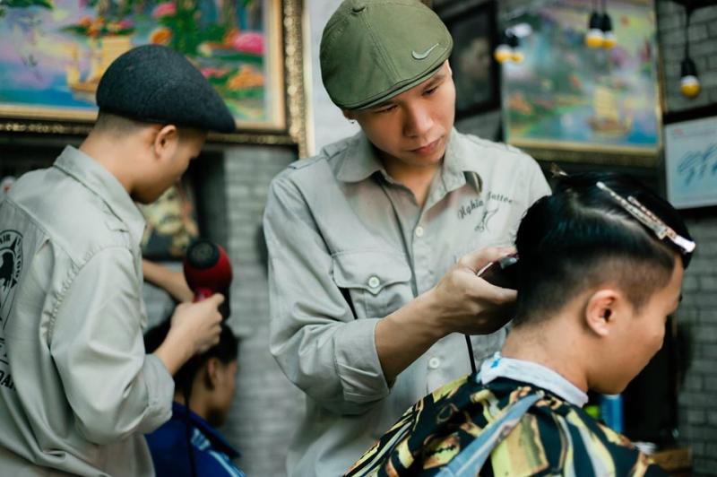 Top 7 Tiệm cắt tóc nam đẹp và chất lượng nhất Thái Nguyên