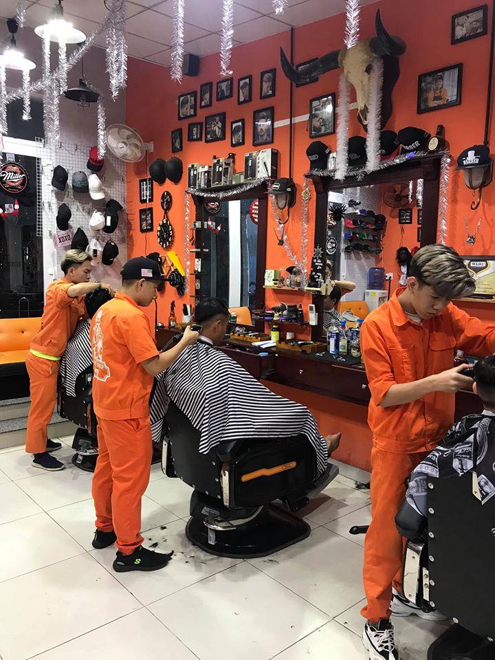 Barber Shop Boy