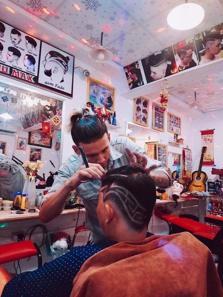 Barber shop Chumax