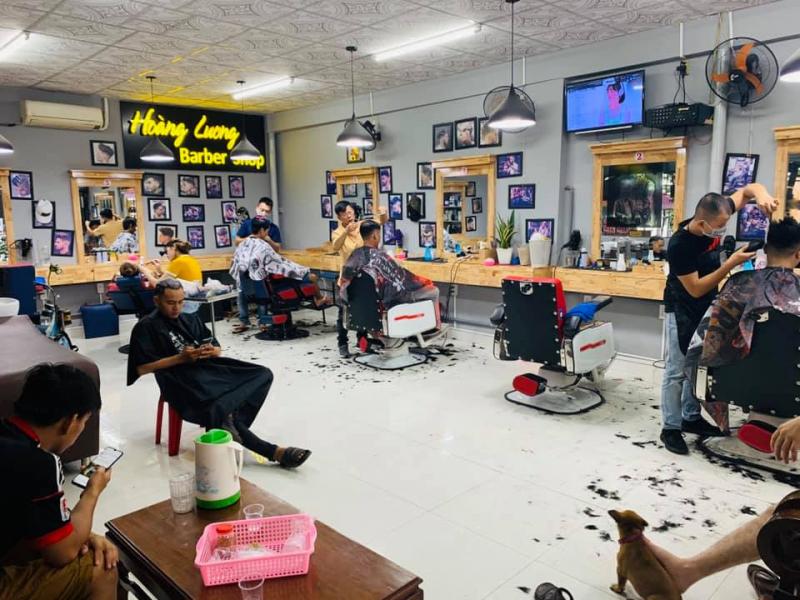 Barber shop Hoàng Lương