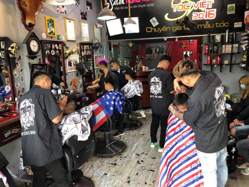 Barber Shop HongKong
