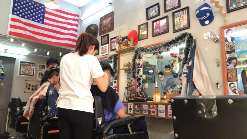 Barber Shop Tích Đức