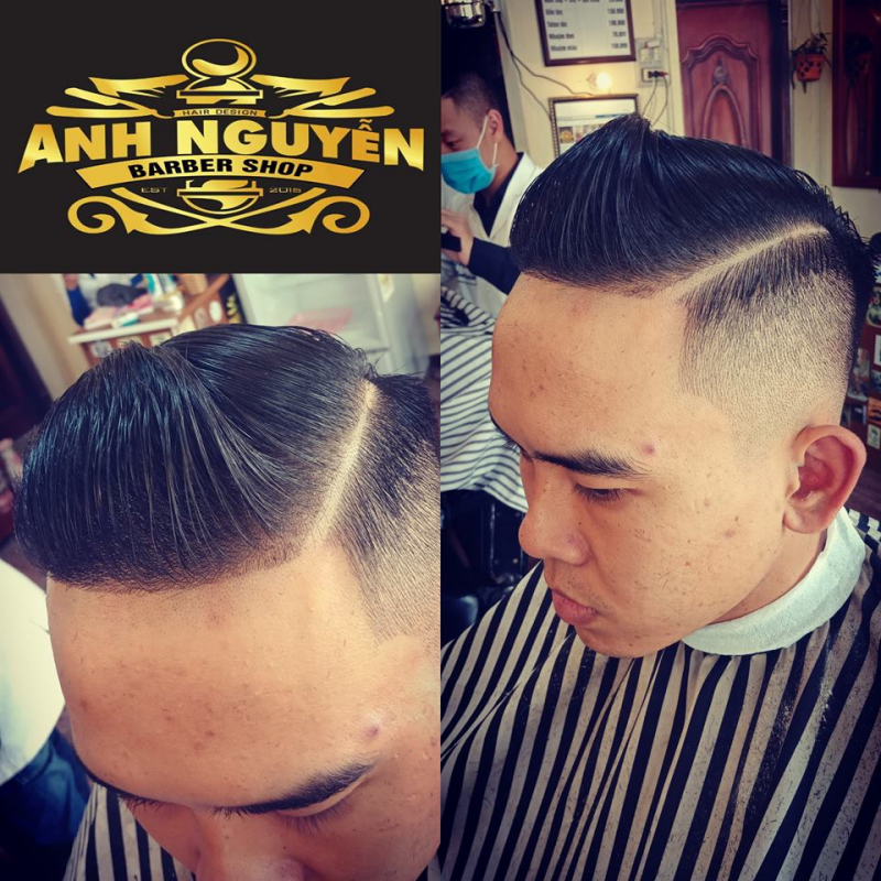Barbershop Anh Nguyễn