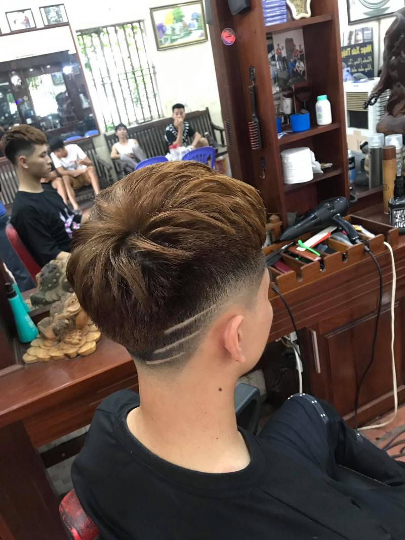 Barbershop Lý Tưởng