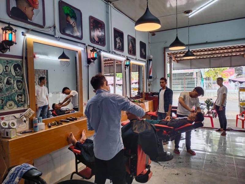 Barbershop saraylanh
