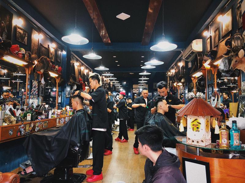 BarberShop Vũ Trí