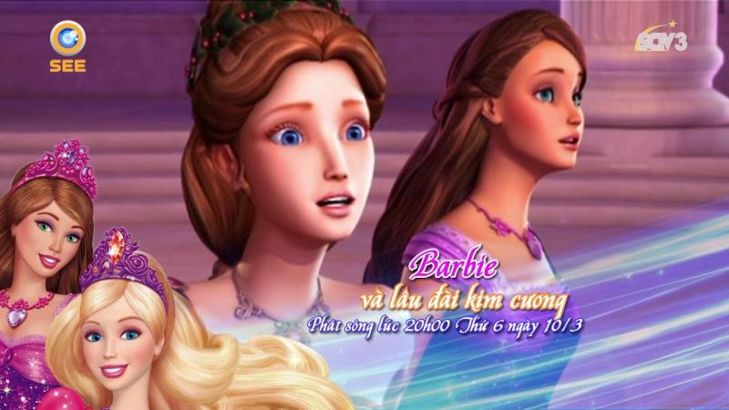 Barbie and the Diamond Castle - Barbie: Lâu đài kim cương
