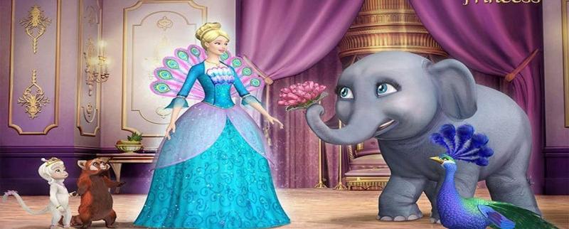 Barbie as the Island Princess - Barbie: Cô gái rừng xanh