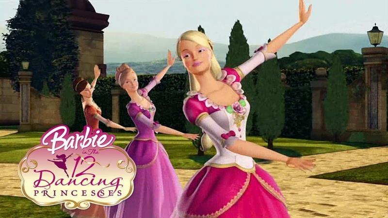 Barbie in the 12 Dancing Princesses - Barbie và vũ điệu 12 công chúa