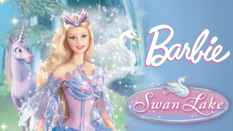 Barbie of Swan Lake - Barbie Hồ Thiên Nga