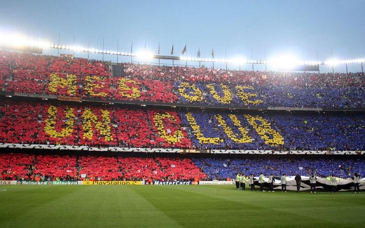 Cổ động viên của Barcelona