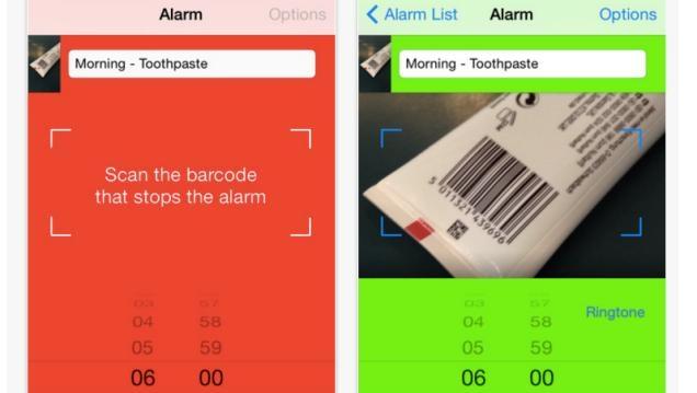 Nếu mỗi buổi sáng phải chạy đi khắp nhà để quét mã vạch thì bạn không dám ngủ nướng nữa luôn.