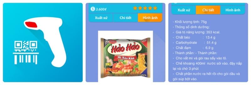 Barcode Việt: Mã vạch, QR code
