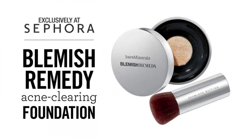 BareMinerals Blemish Remedy Acne-Clearing Foundation