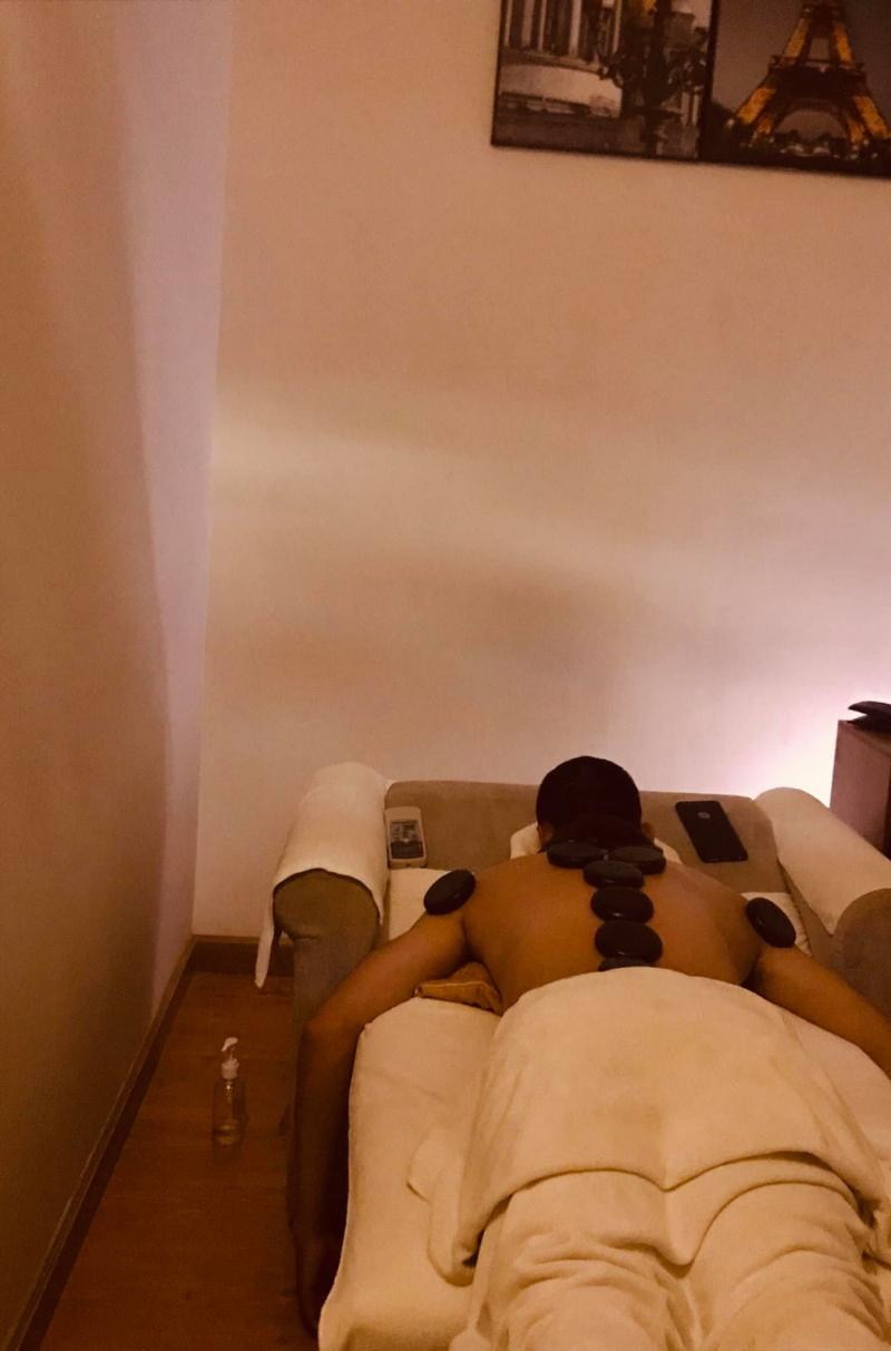 Baris Spa Foot Massage