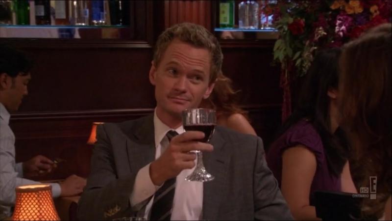 Nhân vật Barney Stinson với meme