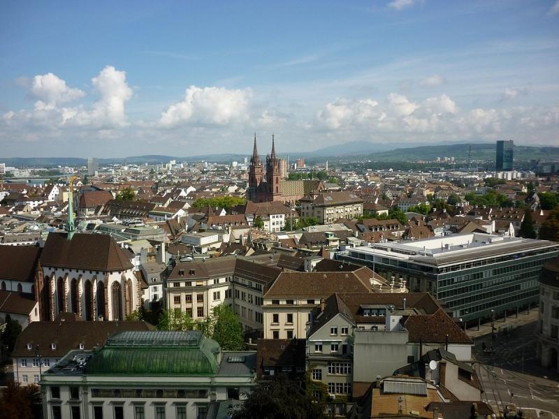 Basel được mệnh danh là điểm đến ấn tượng nhất của Thụy Sĩ