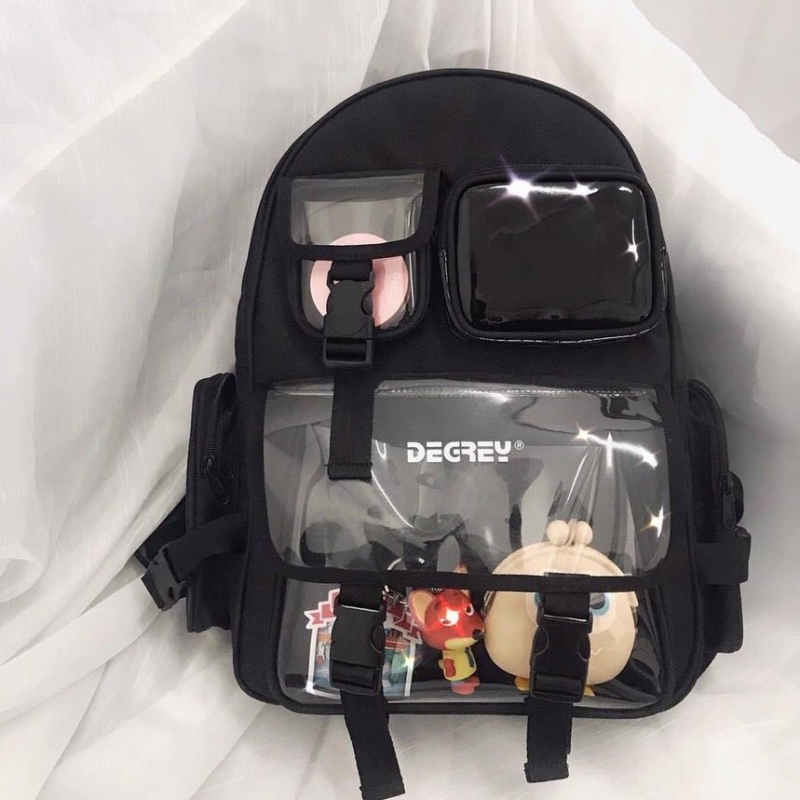 Basic Backpack Degrey
