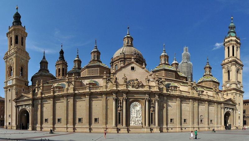 Basilica Of Our Lady Of Pillar, Aragon, Tây Ban Nha