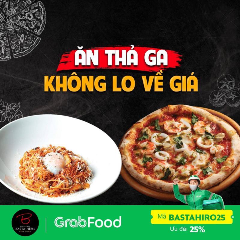 Basta Hiro - Pizza & Pasta - Estella Place