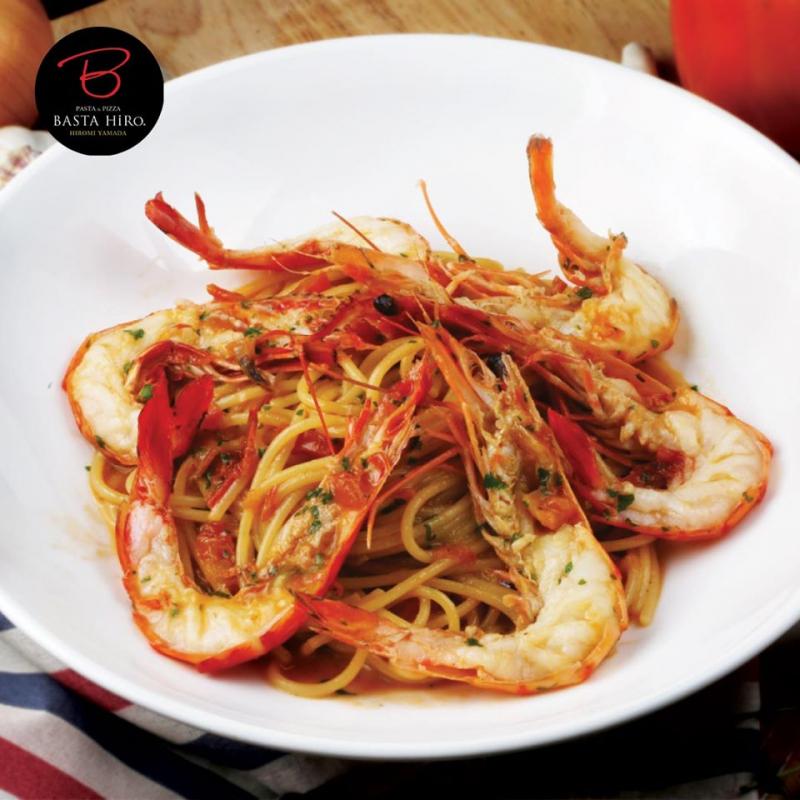Basta Hiro là một thương hiệu ẩm thực Ý nhưng sự độc đáo lại nằm ở chỗ Basta Hiro đến từ Nhật Bản