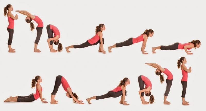 Động tác cơ bản trong yoga