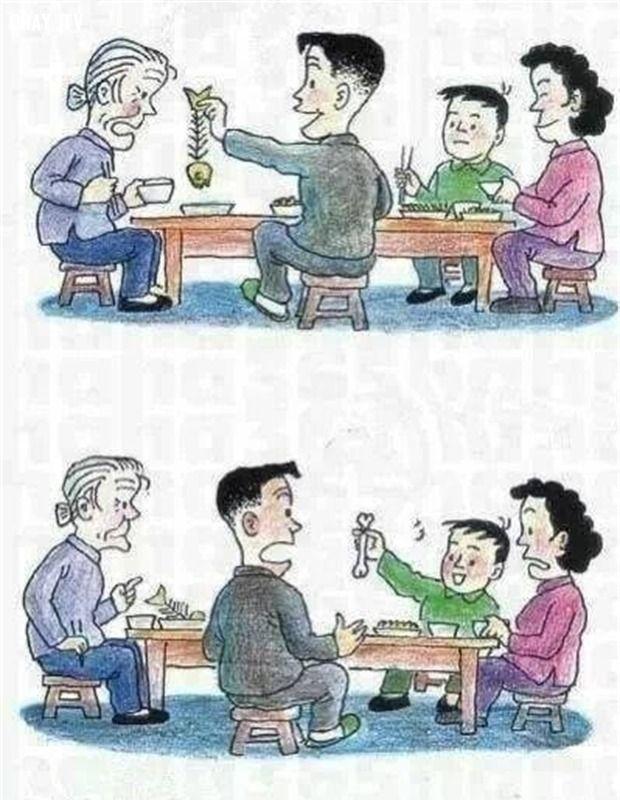 Bất kính với cha mẹ vợ/chồng