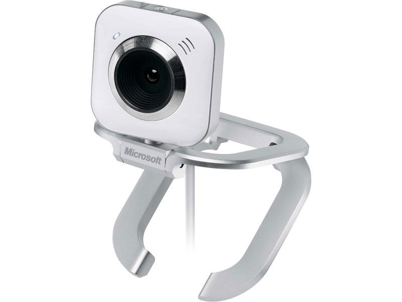 Bật sẵn webcam