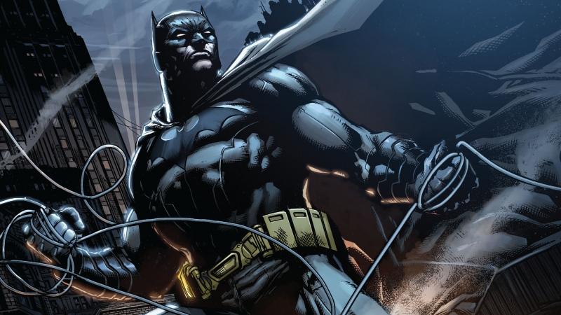 Batman - Hiệp sĩ bóng đêm