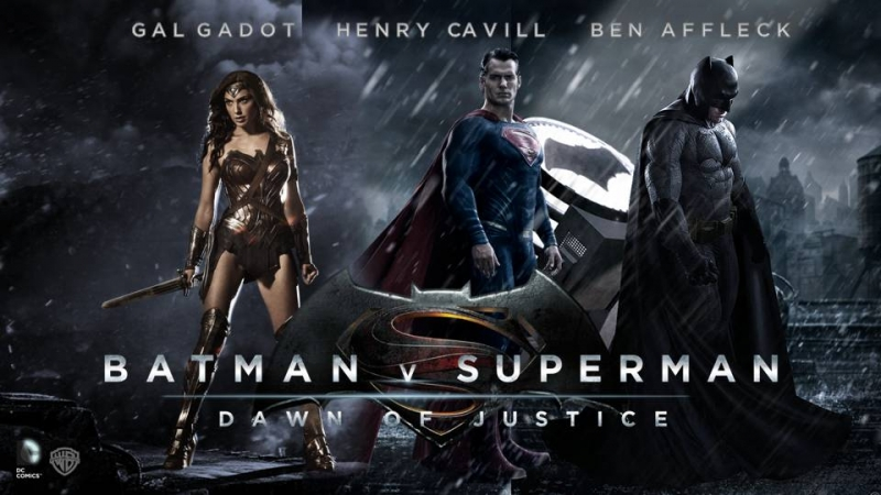 Batman v Superman: Dawn of Justice: 250 triệu USD